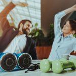 Các bài tập thể dục cho người làm việc văn phòng có được sức khỏe tốt