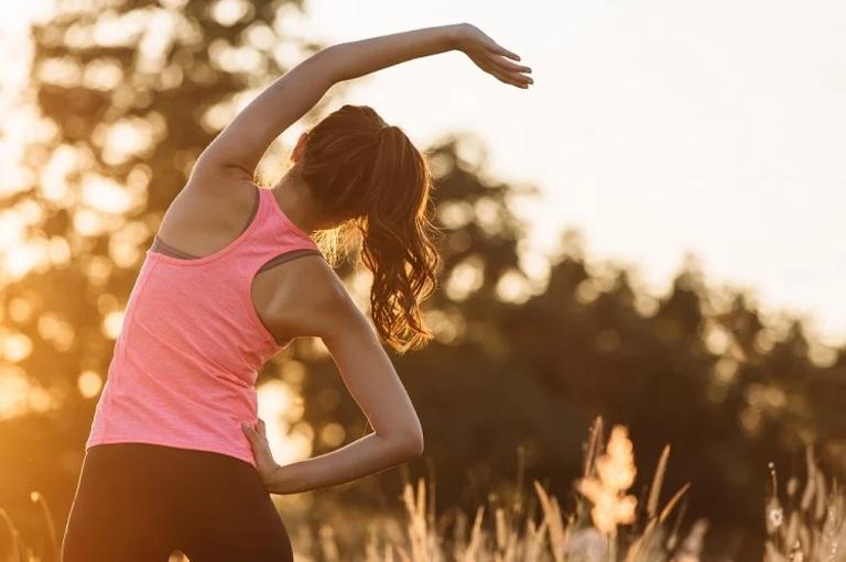 Các bài tập thể dục giúp cho bạn giảm đi cơn đau dạ dày