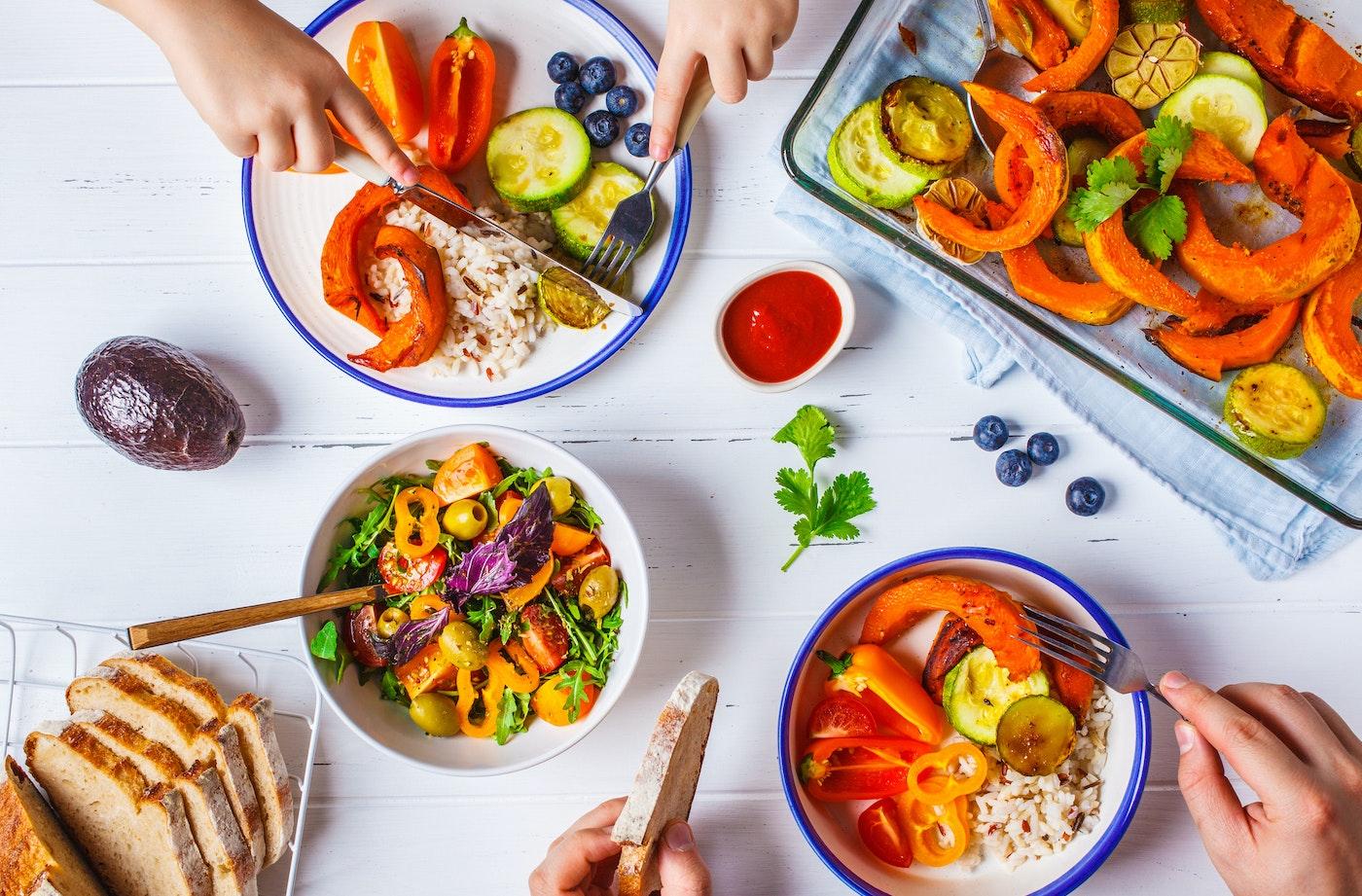 Chế độ ăn kiêng flexitarian hân thiện với môi trường
