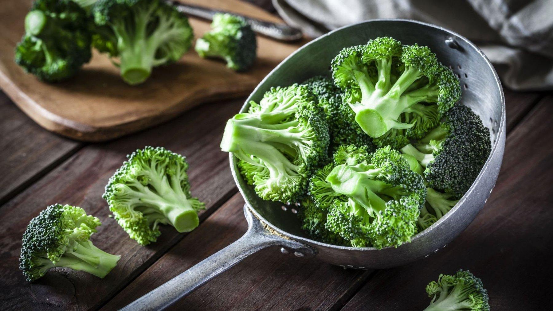 Bông cải xanh thải độc cơ thể nhờ chức năng lọc sạch máu