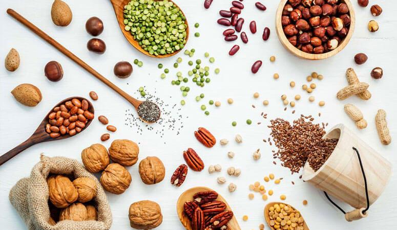 Ăn hạt thường xuyên có liên quan đến việc giảm nguy cơ ung thư đại trực tràng, tuỵ và nội mạc tử cung