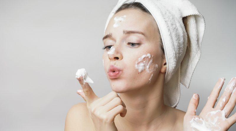Rửa kỹ mặt