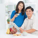 Cung cấp vitamin và các khoáng chất cần thiết cho người lớn tuổi