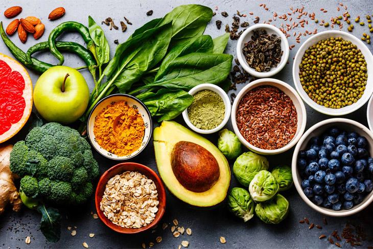 Cùng đào sâu tìm hiểu phương pháp ăn chay giảm cân