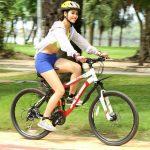 Đi xe đạp mang lại lợi ích cho sức khỏe và tinh thần của bạn