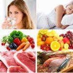 Chế độ ăn uống phù hợp