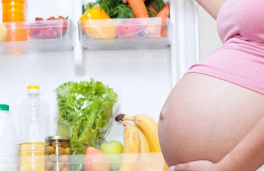 Như thế nào là lựa chọn thực phẩm đúng cách dành cho người bầu