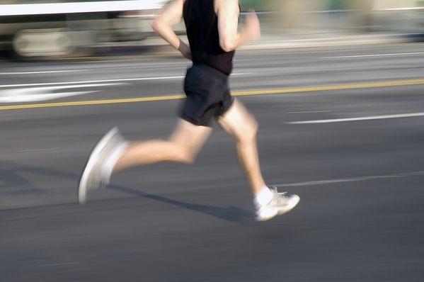 Chạy với tốc độ thật nhanh