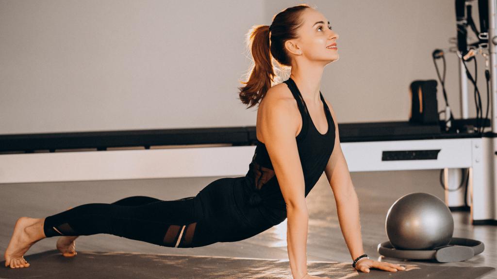 Những lợi ích có được từ việc thường xuyên tập Pilates