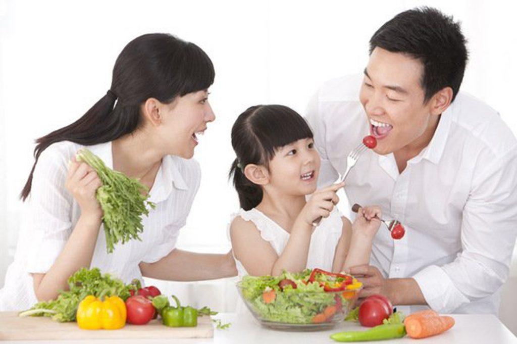 Những thói quen lành mạnh trong chế độ ăn uống hằng ngày