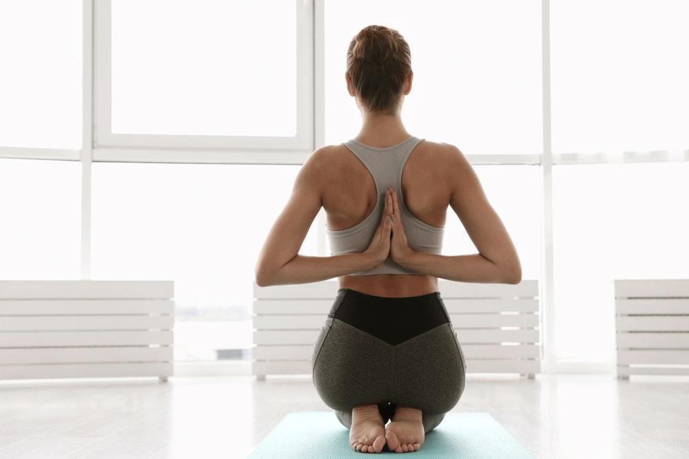 Phương pháp luyện tập duy trì vóc dáng với tư thế sấm sét