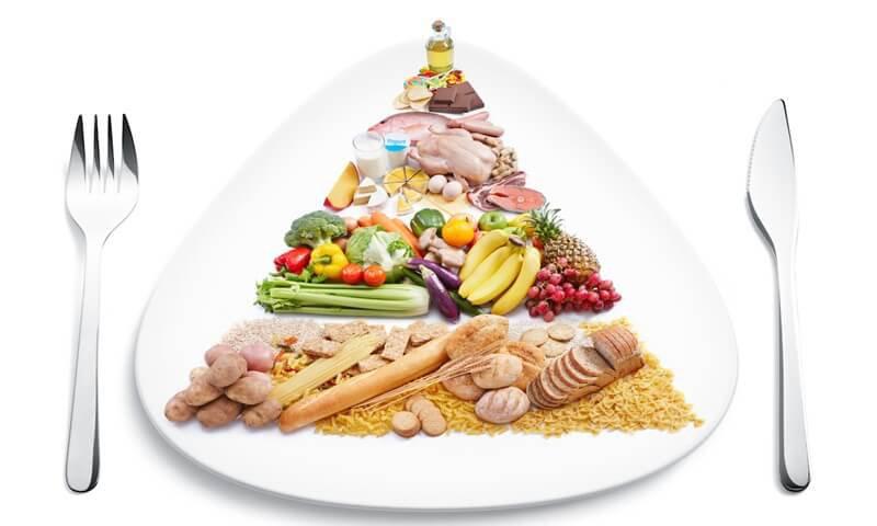 Tầm quan trọng của tháp dinh dưỡng giúp người lớn khỏe mạnh