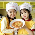 Thực đơn dinh dưỡng cho trẻ mầm non các mẹ nên biết