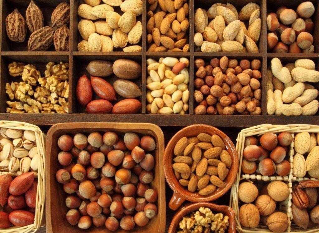 Tổng hợp 10 loại hạt dinh dưỡng giúp bé thông minh vượt trội