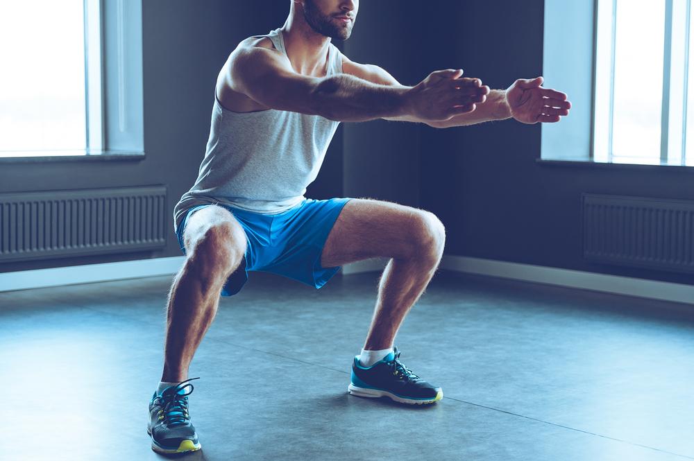 Phương pháp tập squat