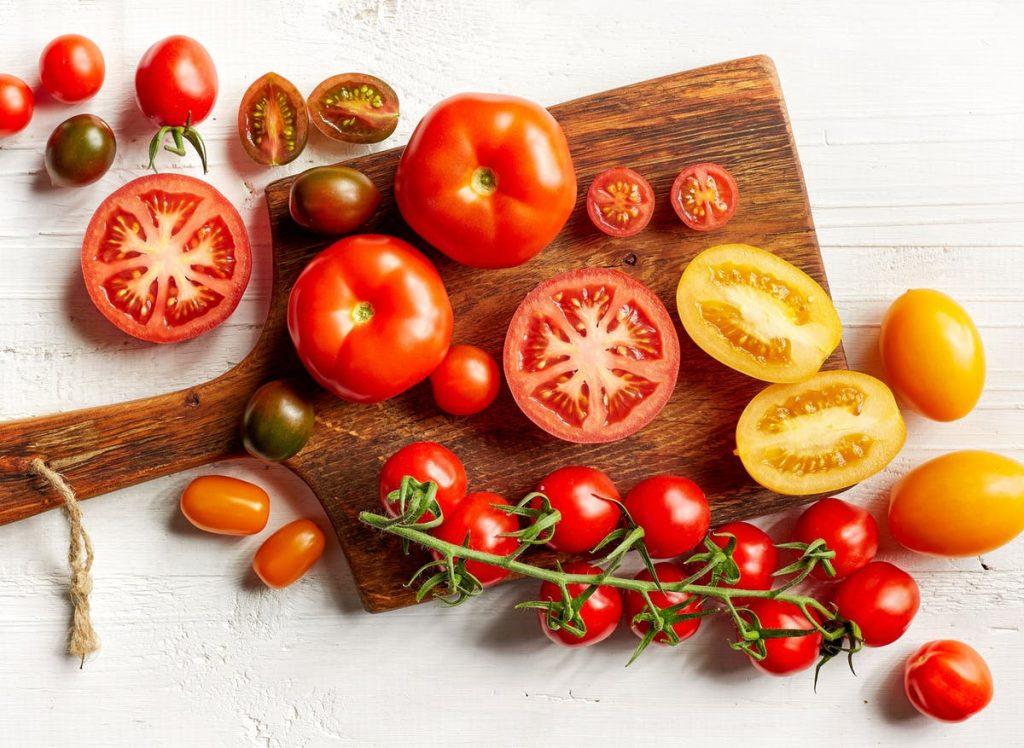 Mặt nạ thiên nhiên từ cà chua
