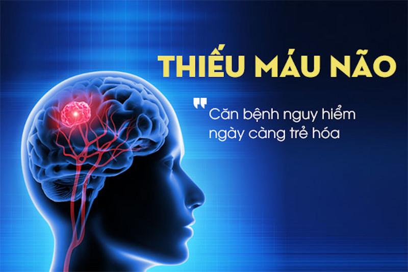 Triệu chứng và phương pháp ngăn ngừa thiếu máu lên não